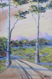 Artist H ANDERSON, The Cape Gallery